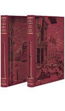 Folio Society THE HOLY LAND & EGYPT AND NUBIA - David Roberts 2 vols MINT SEALED