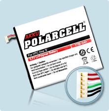 Batería PolarCell para HTC One S z520e Ville z560e bj40100 1750mah Batería Acu.