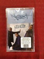 """NEXT """"RATED NEXT"""" CASSETTE 1997 arista"""