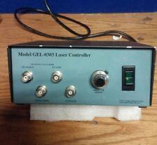 Laser Controller Model GEL-0303 NASA