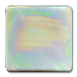 IRIS 1 (Mother of Pearl) - Precious Metal Luster Lustre Mirror Effect Pottery