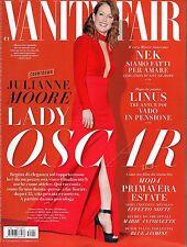 Vanity Fair.Julianne Moore,Anna Foglietta,H.Sahli,Martha Streck,Robert De Niro