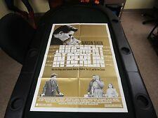 1 sheet 27x41 Movie Poster Judgement In Berlin 1988 Martin Sheen Sam Wanamaker