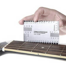 Nice Electric Guitar String Action Ruler Builder Tool Configuration UK