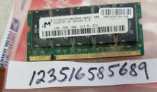 1GB  2RX8 DDR  PC2100E DDR1 266 2100 266MHZ 200PIN SODIMM ECC  DUAL RANK   64X8