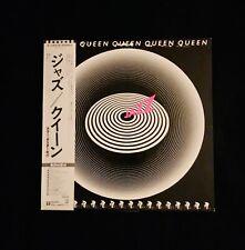 Queen Album Jazz 1978 1st Press Japan Lp P-10601E