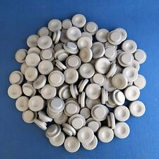 Qty 500 Straight Sided Gray Stoppers for 20mm Vials West Pharmaceutical