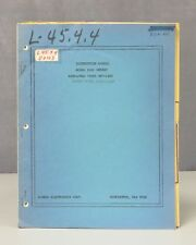 Lambda Regulated Power Supplies Models 1500 Series Instruction Manual 1023