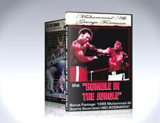 The Rumble in the Jungle - Muhammad Ali Vs George Foreman 1974 - Boxing Rare DVD