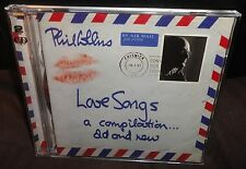 Phil Collins Love Songs A Compilation Old & New (CD, 2004) 2 Discs
