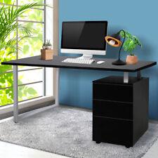 Office Computer Desk Student Laptop Study Table Home Workstation Shelf Desks