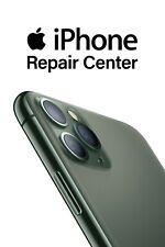 "iPhone Repair Center Vinyl Banner Flag Sign 24""x36"" Outdoor Indoor White"