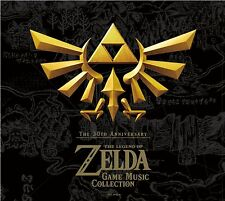 The 30th Anniversary The Legend of Zelda Game Music Collection / Soundtrack /2CD