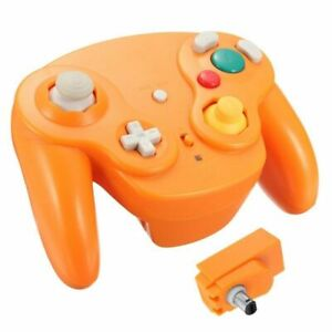 Wireless Game Controller With Adapter For Original Gamecube Retro Classic GC NGC