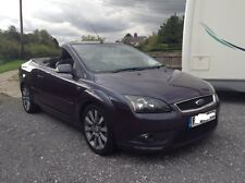 Ford Focus 2.0 turbo diesel cabriolet convertible