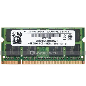 4GB 8GB 16GB PC2-5300 Memory For Apple iMac 24-In Mid-2007-MA878LL-iMac7,1-A1225