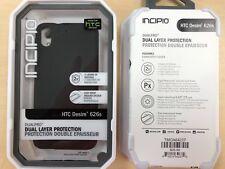 Incipio DualPro Dual-Layer Case for HTC Desire 626s in Black