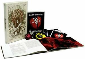 4 MOSCHE DI VELLUTO GRIGIO - SPECIAL EDITION  DVD + BLU