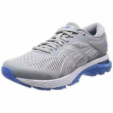 Asics Running Shoes Lady Gel-Kayano 25 Wide 1012A032 Gray Blue Us6(23cm)Uk4.0