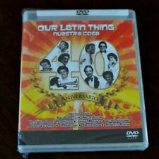 Fania All-Stars: Our Latin Thing/Nuestra Cosa /Hector Lavoe (DVD 2012) SEALED VG