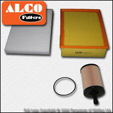 SERVICE KIT for AUDI A4 (B7) 2.0 TDI 16V ALCO OIL AIR CABIN FILTERS (2004-2008)