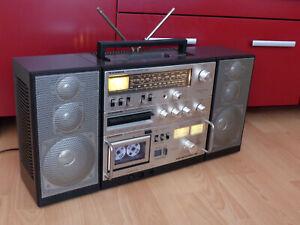 GHETTOBLASTER  TELEFUNKEN HiFi STUDIO 1M STEREO RADIO-RECORDER