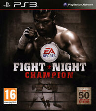 Fight night champion PS3 * en excellent état *