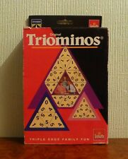 Original Triominos Travel Game. By Goliath.