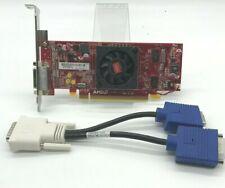 HP AMD Radeon HD 8350 DMS59 Dual Monitor VGA  PCIe x16  Video Card