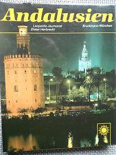 Andalusien - von Leopoldo Jaumonet und Dieter Herbrecht