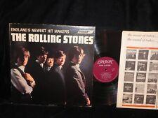 THE ROLLING STONES DEBUT ALBUM LONDON RECORDS LL-3375 MONO