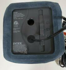 Intex Electric Air Pump Inflates/deflates Fast-Fill Model AP619C 110-120V ~ 60Hz