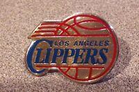 LA Clippers pin badge