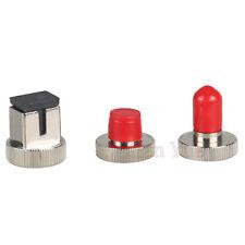 3pcs Fiber Optic Tool SC/FC/ST Adapter Use For Optical Power Meter Light Source