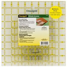 Omnigrid Ruler Value Pack 2, Package of Four , New, Free Shipping