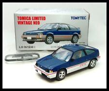 Tomica Limited Vintage NEO LV-N124c HONDA BALLADE SPORTS CR-X 1.5i 1/64 Tomytec
