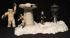 STAR WARS Vintage HOTH TURRET & PROBOT PLAYSET ESB LUKE HAN SOLO WOMPA KENNER