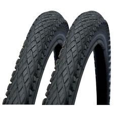 2x Impac Crosspac 700 x 38c CX Hybrid Cyclocross Bike Tyres Made by Schwalbe