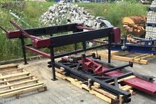 Sägespaltautomat Brennholzautomat Zuführtisch Stammholzauflagetisch BGU HZB 9000