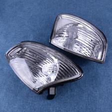 2Pcs Front Turn Signal Corner Lights No Bulb Part Fit For Lexus LX470 1998-2007