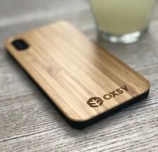 iPhone X / iPhone 10 Wooden Bamboo Case | OXSY