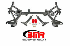 BMR Suspension KM005, K-member, SBC/BBC Motor Mounts, Standard Rack Mounts
