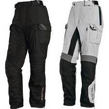 Richa Touareg Textile Moto Étanche Moto Moto Pantalons Toutes Tailles
