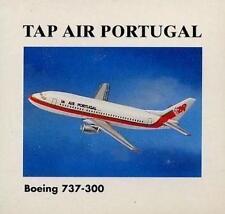 NEW HERPA WINGS 500319 TAP AIR PORTUGAL BOEING 737-300 NIB 1:500 SCALE MODEL MIB
