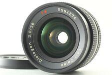 【NEAR MINT】 Contax Carl Zeiss Distagon T* 28mm F/2.8 AEJ Lens From JAPAN #1576