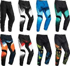 Thor Sector Pants - MX Motocross Dirt Bike Off-Road ATV MTB Mens Gear