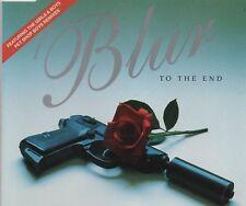 "BLUR CD To The End / Girls & Boys - PET SHOP BOYS REMIX / 7"" Remix Mint / Unplay"