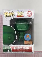 Funko Pop Toy Story Metallic Army Man Box Lunch Exclusive #377 A05
