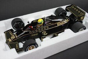 1:18 MINICHAMPS 540851812 Lotus Renault 97T A. Senna 1985 #12 ASC model car