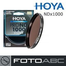 HOYA filtre gris neutre Pro ND1000 NDx1000 77 mm 77mm